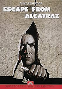 "Cover of ""Escape From Alcatraz"""