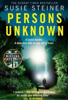 Livres Couvertures de Persons unknown