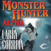 AdVerb Creative, no spoiler book review of Monster Hunter Alpha