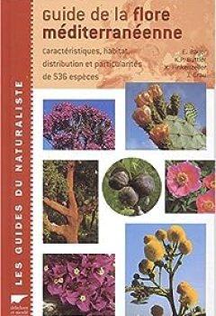 Livres Couvertures de Guide De La Flore En Méditerrannée