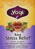 Yogi Tea Co. - Kava Stress Relief - 16 teabags