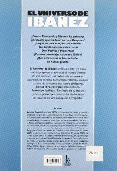 Portada del libro deEL UNIVERSO DE IBAÑEZ: 13 RUE DEL PERCEBE A ROMPETECHOS (VARIOS COMICS)