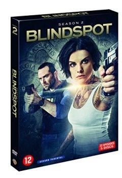 Livres Couvertures de Blindspot - Saison 2