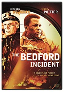 """Cover of """"The Bedford Incident"""""""