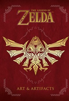 Portada del libro deThe Legend Of Zelda. Art And Artifacts