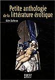 Petite anthologie de la littérature érotique