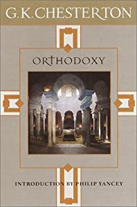"Cover of ""Orthodoxy"""