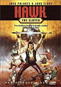 "Cover of ""Hawk the Slayer"""