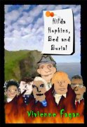 Hilda Hopkins, Bed & Burial (Hilda Hopkins, Serial Knitter)