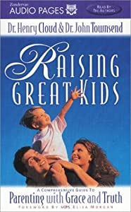 "Cover of ""Raising Great Kids"""
