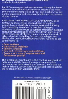Livres Couvertures de Exploring the World of Lucid Dreaming