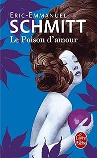 Le poison d'amour Couverture du livre