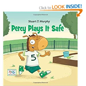Percy Plays It Safe (Stuart J. Murphy's I See I Learn)