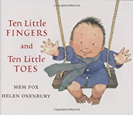 "Cover of ""Ten Little Fingers and Ten Litt..."
