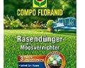 COMPO MV RASEN Floranid®, Moosvernichter mit Rasendünger 6kg