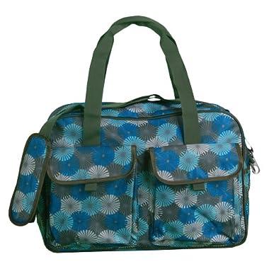 "Product Image Embark Overnight Bag - Blue (18"")"