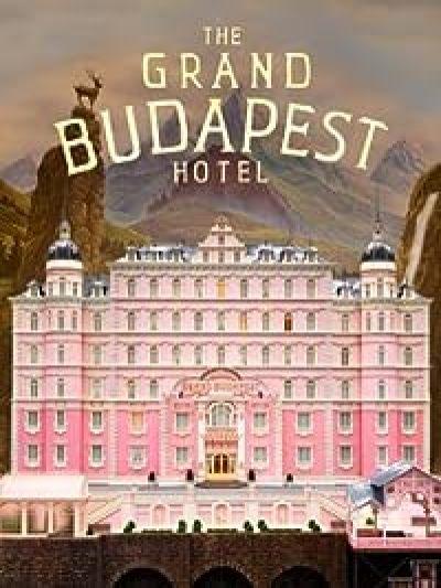 The Grand Budapest Hotel 2014