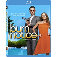 Get Season 2 of Burn Notice on Blu-Ray