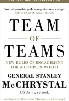 Livres Couvertures de Team of Teams: New Rules of Engagement for a Complex World