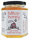 Hilltop Honey Raw British Wildflower Honey 340 g