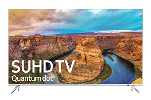 Samsung UN49KS8000 49-Inch 4K Ultra HD Smart LED TV (2016 Model)