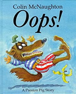 "Cover of ""Oops!"""