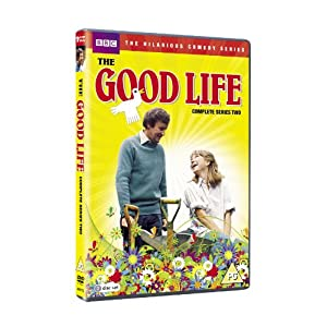 The Good Life - Complete Series 2 [DVD] [1976]