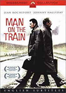 "Cover of ""Man on the Train (L'Homme du Tr..."