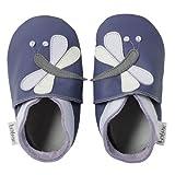 Bobux 460792, Baby Mädchen Lauflernschuhe, Violett (Purple), L EU