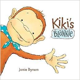 Kiki's Blankie by Janie Bynum, Superhero Storytime
