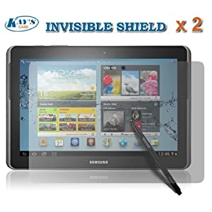 KaysCase Screen Protector Film for Samsung Galaxy Note 10.1 Pad x 2