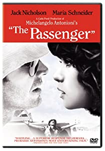 "Cover of ""The Passenger"""