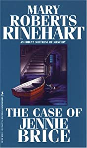 "Cover of ""The Case Of Jennie Brice"""