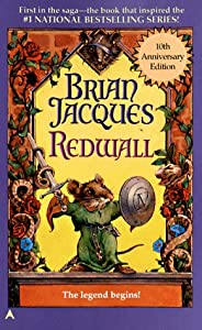 "Cover of ""Redwall (Redwall, Book 1)"""
