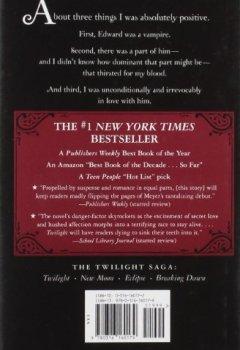 Livres Couvertures de Twilight