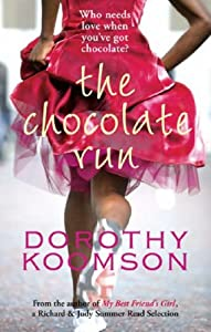 "Cover of ""The Chocolate Run"""