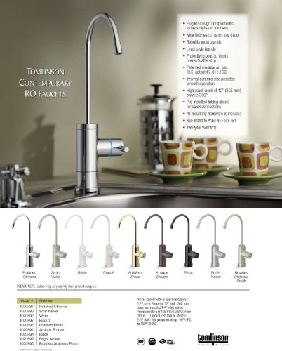 review luxury non air gap faucet biscuit finish ro reverse osmosis drinking water check price