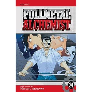 Fullmetal Alchemist 24 Hiromu Arakawa