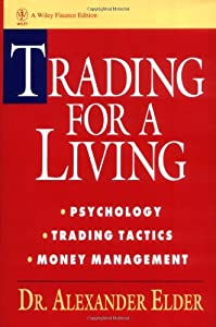 "Cover of ""Trading for a Living: Psycholog..."