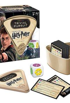 Livres Couvertures de Trivial Pursuit Harry Potter