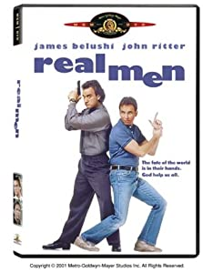 """Cover of """"Real Men"""""""
