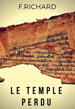 Livres Couvertures de Le temple perdu