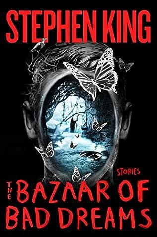 book cover of   The Bazaar of Bad Dreams