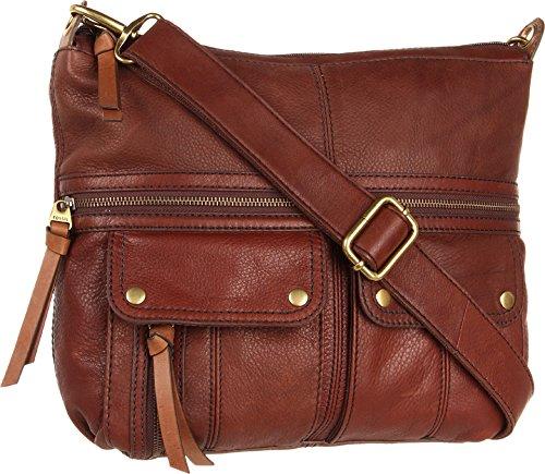 Fossil Morgan Top Zip Cross Body Bag | Best Women Bag
