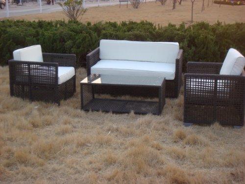 Poly-Rattan Gartenmöbel von PRIME TECH® 'Modell ARIOSO'