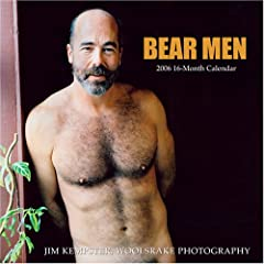 2006 Bear Men Calendar (Gay)