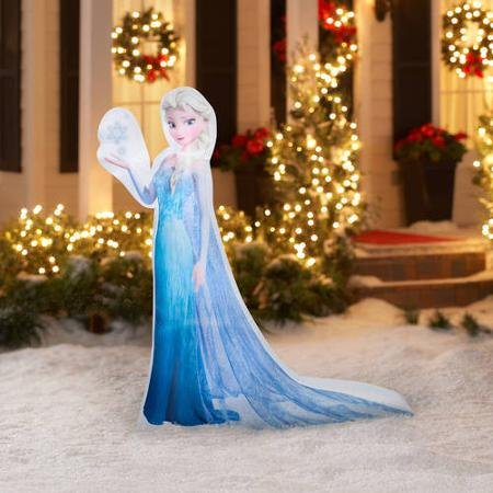 elsa inflatable decoration frozen christmas inflatables elsa