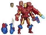 マーベルスーパーヒーロー Mashers エレクトロニック アイアンマン フィギュア Marvel Super Hero Mashers Electronic Iron Man Figure 並行輸入