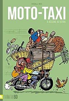 Livres Couvertures de Moto Taxi: A Bécane Au Bénin