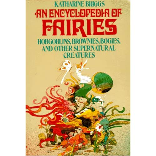 Fairies, boggles, bogies, supernatural, Catherine Briggs